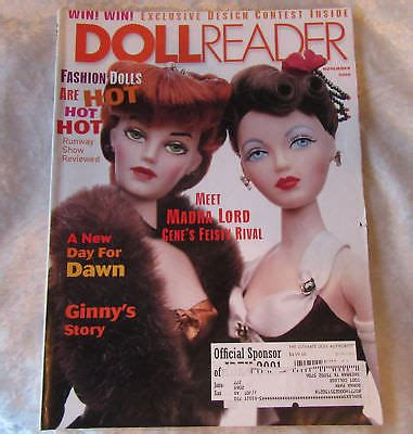 doll reader magazine doll reader magazine cad 12 83 picclick ca