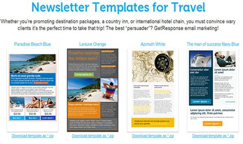 70 best newsletter templates 2016 free premium templates