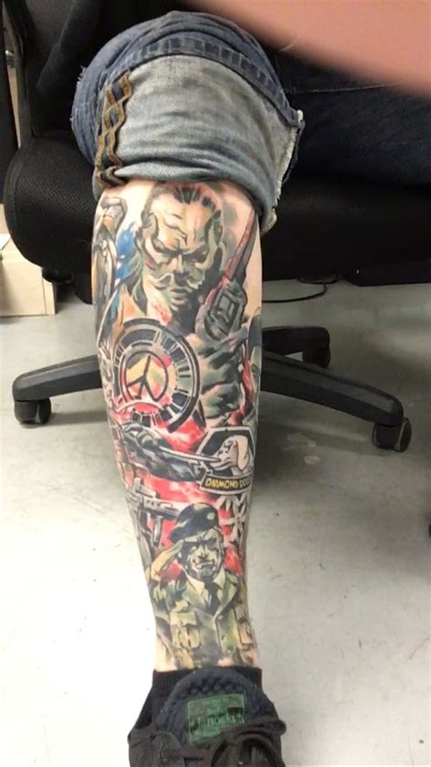 metal gear tattoo 8 best tatuagens inspiradas nos images on