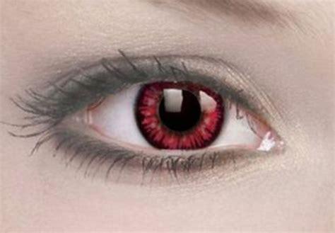 Rote Kontaktlinsen 3699 by Rote Kontaktlinsen Rote Kontaktlinsen Schminke Und G