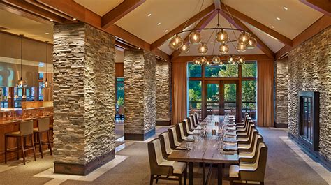 jg grill at the st regis deer valley restaurant park j g grill park city park city restaurants park city
