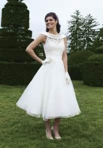 vintage tea length wedding dress vintage lace wedding dresses with tea length sang maestro
