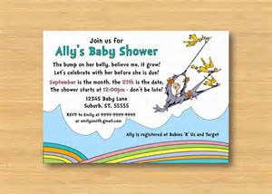 oh baby the places you ll go oh the places you ll go baby shower invitation printable