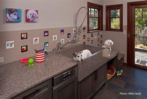 the grooming room dogs grooming sink designs