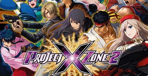 Kaset 3ds Project X Zone 2 Project X Zone 2 Plops A Demo On The Eshop Capsule Computers