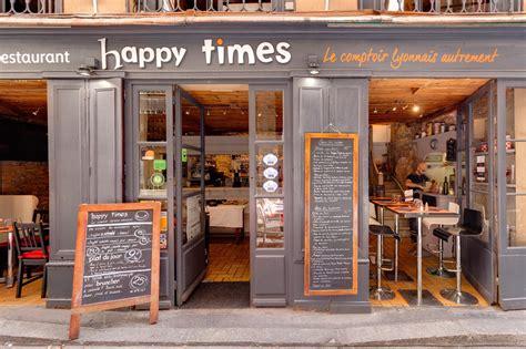 happy times le comptoir lyonnais autrement restaurant