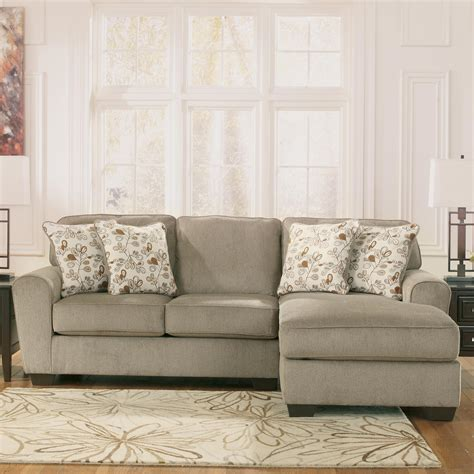 ashley furniture sectional sofas ashley furniture patola park patina 2 piece sectional