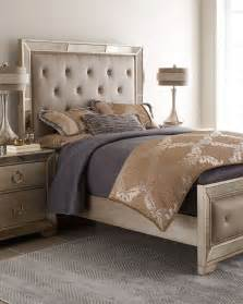 horchow lombard bedroom furniture mirrored headboard