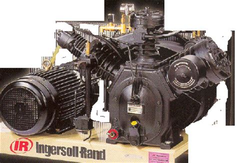 high pressure reciprocating piston type air compressors a part of ingersoll rand t30 series
