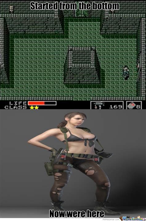 Metal Gear Solid Meme - metal gear solid your doing it right by squishyxburrito meme center