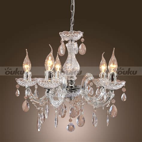 dining room chandeliers traditional traditional chandelier crystal ceiling lights dining room 5 lights chrome candle ebay