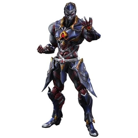 k sq superman darkside kid square enix dc comics variant play arts darkseid