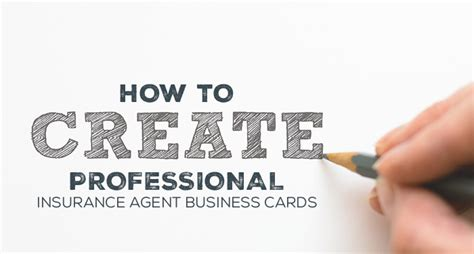 Professional Business Card Template For Insurance Broker With Photo by Insurance Business Cards Gallery Business Card Template