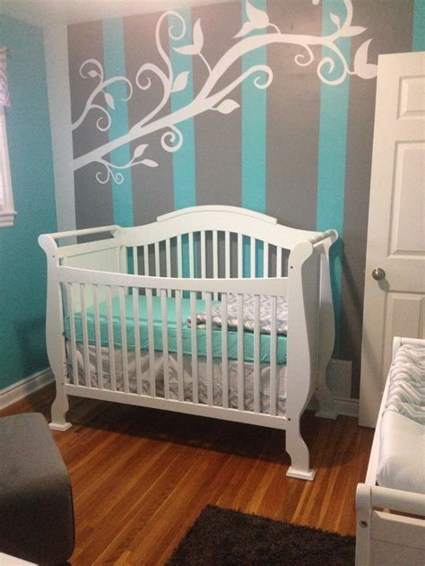 gray baby room baby v s nursery turquoise and grey nursery ideas turquoise say you and the