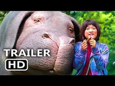 okja official new trailer (2017) steven yeun adventure