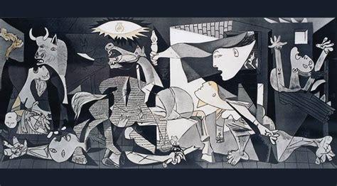 picasso paintings in reina sofia avant gardes en espagne et monuments sur spain is