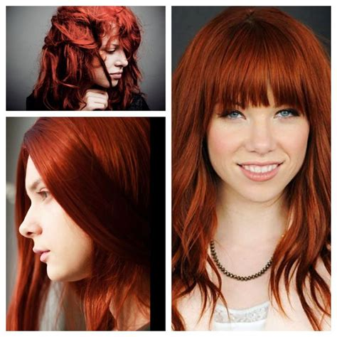 ginger hair color spicy ginger hair color hair colors idea in 2018