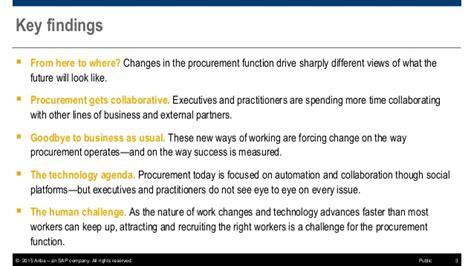 Procurement 2020 Milepost 2015 Oxford Economics On