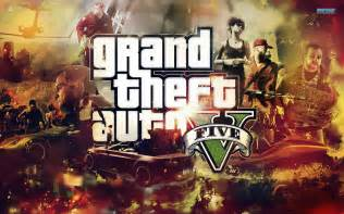 Grand Theft Auto 5 Gta V All Character Wallpaper Pictures And Reviews