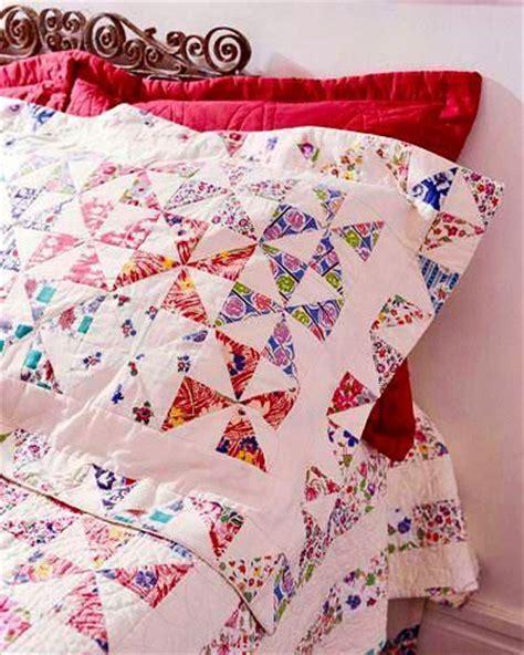 Pillow Sham Pattern Free by Free Pillowcase And Pillow Patterns Pieced Pinwheels Pillow Sham Quilts
