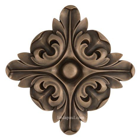 Tile Medallions For Kitchen Backsplash by Metal Flower Accent Tiles For Kitchen Backsplashes