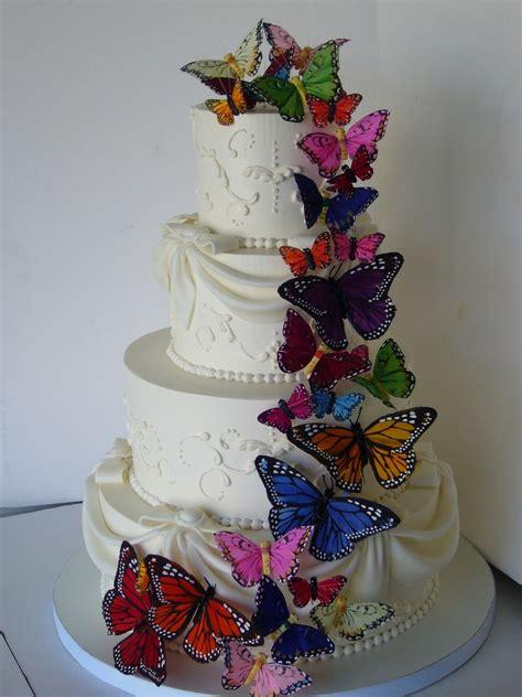 Butterfly Wedding Cake by Butterfly Wedding Cake Decorations Wedding And Bridal