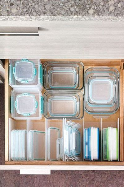 organize kitchen ideas 25 best tupperware organizing ideas on