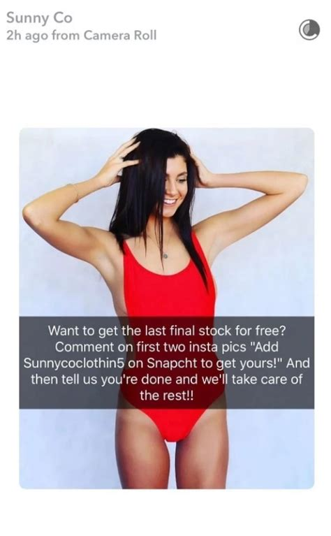 Sunny Co Clothing Instagram Giveaway - this company promised people free swimsuits on instagram and it s hilariously