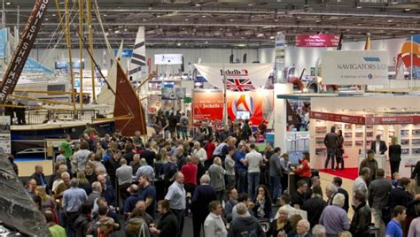 london excel boats all aboard the london boat show 2014 practical boat owner