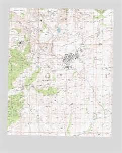 bagdad arizona map bagdad az topographic map topoquest