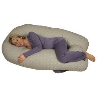 Leachco Back N Belly Contoured Pillow Cover by Leachco Leachco Back N Belly Chic Contoured Pillow