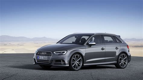 Audi A3 Sportback Facelift by Audi Unveils A3 And S3 Facelifts