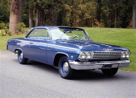 1962 chevrolet bel air 2 door hardtop 137896