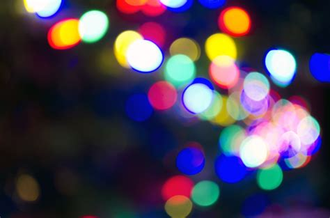 christmas light bokeh 1 free stock photo public domain