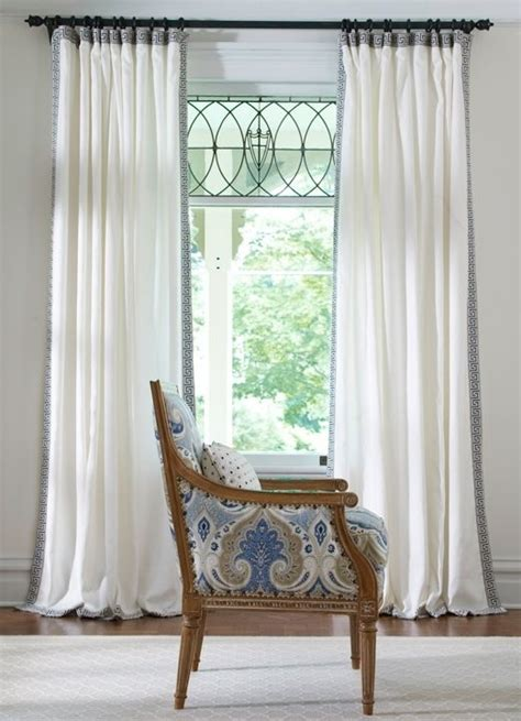 curtain trim ideas 25 best ideas about curtain trim on pinterest window