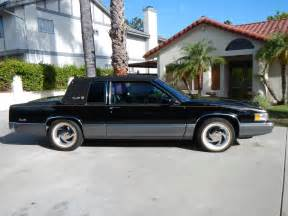1989 Cadillac Coupe For Sale 1989 Cadillac Pictures Cargurus