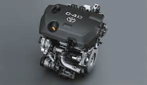 Does Toyota Make Diesel Engines Toyota D4d Engine Is One Of The Best Engine That Make