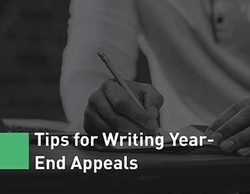 Year End Appeal Letter Sle 13 end of year appeal strategies to boost year end giving