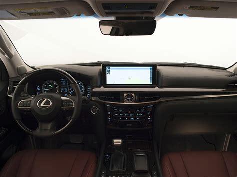 lexus suv 2016 interior 2016 lexus lx 570 price photos reviews features