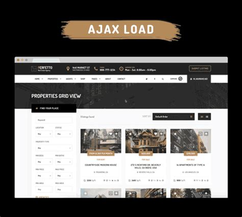 themes wordpress premium nulled perfetto premium real estate wordpress theme download