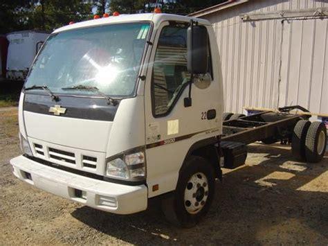 chevrolet tiltmaster 1991 w4 box truck used isuzu npr