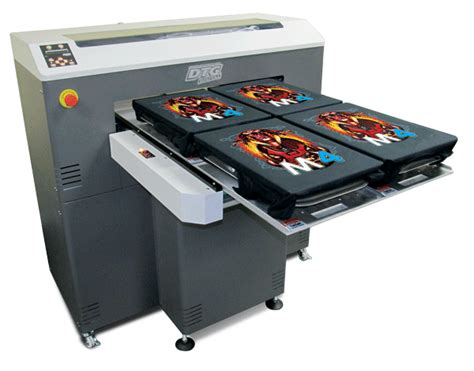 Printer Dtg pressing media apparel t shirt printing