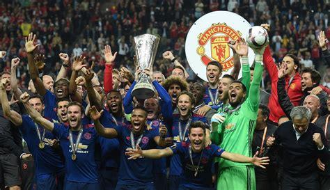 Mdt Europa League Stockholm 2017 Ajax Vs Manchester United 1 manchester united beat ajax 2 0 to win europa league