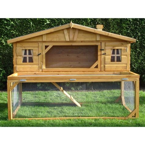 rabbit hutch pattern rabbit hutches plans woodworking projects plans