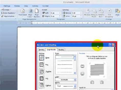 ribbon page layout adalah using the page layout ribbon microsoft word 2007 youtube
