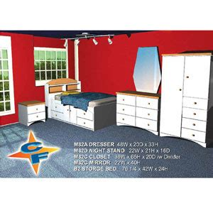 custom made juvenile bedroom sets bedroom set m82 ct