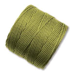 Chartreuse S Lon Beading Cord Superlon Beading Thread