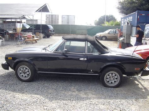 fiat automatic cars fiat spider automatic