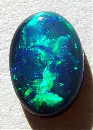 045 see the past reflected in black opal australian