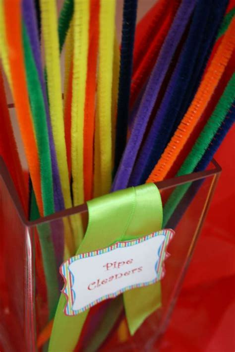 Arts & Crafts Back to School Party Ideas   Photo 26 of 26